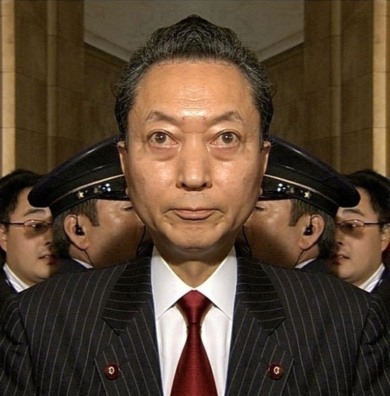 鳩山ミラーの面白画像