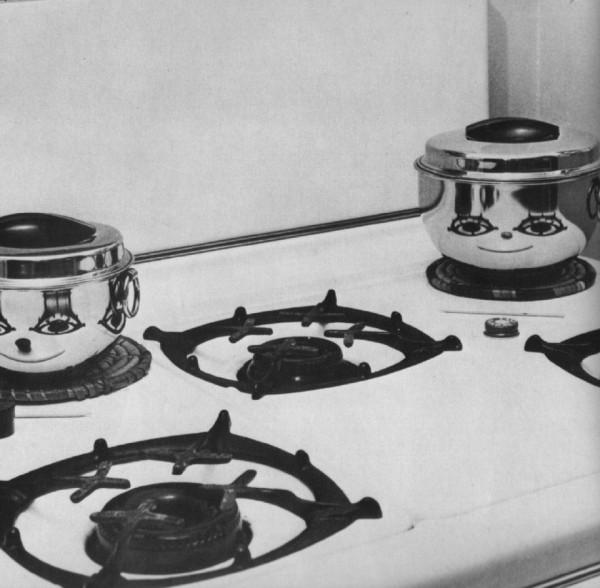 人面鍋の面白画像