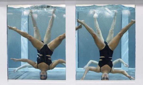 水泳の面白画像