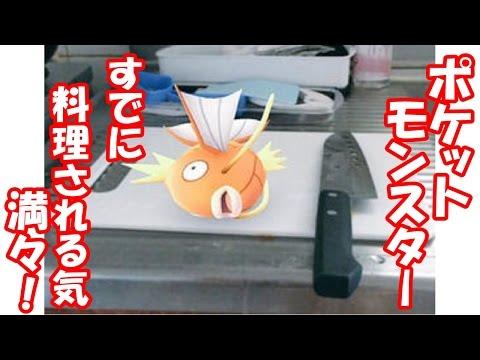 動画で面白画像!【腹筋崩壊】フフッて笑える面白画像集!ポケットモンスターgo #01の面白画像