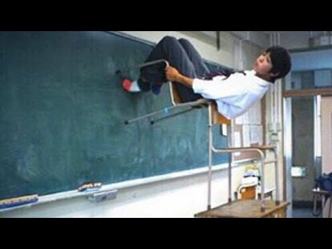 動画で面白画像!【面白画像】最近の学校がクリエイティブで本気でヤバい!【腹筋崩壊】の面白画像