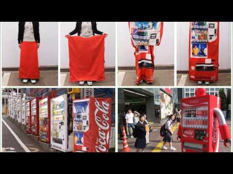 動画で面白画像![面白画像] 16  自動販売機の面白画像