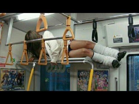 動画で面白画像!【おもしろ画像】おかしなおかしな電車内【傑作選】の面白画像