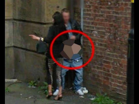 動画で面白画像!【奇跡の瞬間】Googleストリートビューが捉えたおもしろ画像20枚の面白画像