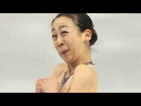 動画で面白画像!【変顔】笑える面白すぎるフィギュアスケート画像【ハプニング】の面白画像