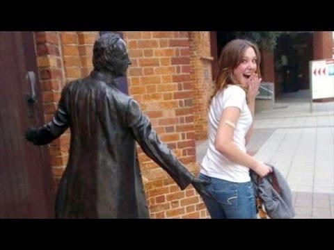 動画で面白画像!【吹いたら負け!】なんか笑えるめっちゃ面白い画像集50選!石像も使う!!(爆笑・面白) 【BTY】の面白画像