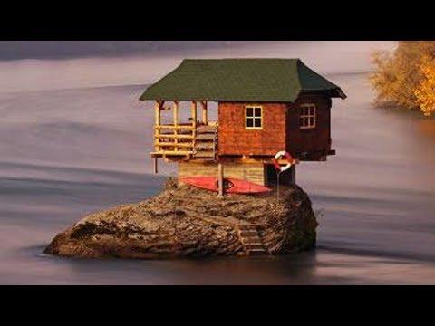 動画で面白画像!【衝撃】世間から隔離された場所にある家【面白画像】の面白画像