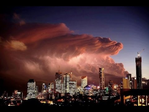動画で面白画像!【驚愕】驚異的な異常気象画像の面白画像