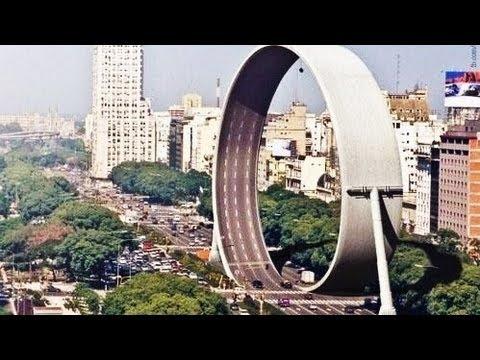 動画で面白画像!【面白画像 / 道】 Interesting road in the worldの面白画像